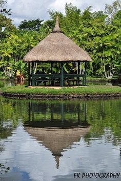Botanic Garden, Mauritius
