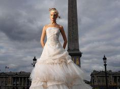 abiti da sposa campagna voguesposa