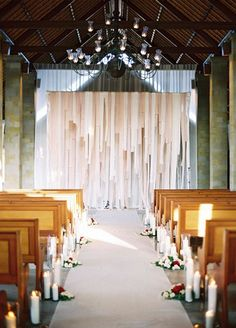 10 Stunning Wedding Backdrops