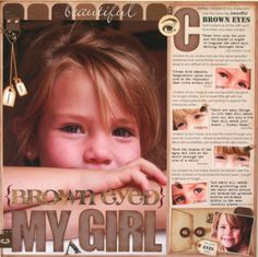 My Brown Eyed Girl - Candice Greenway.