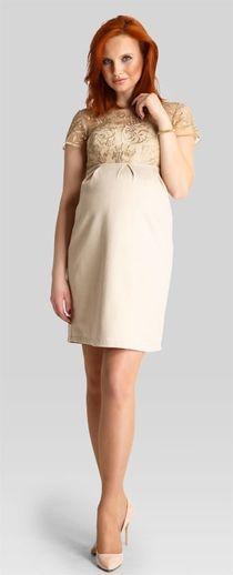 Glossy вечернее платье для беременных
