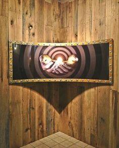 "Hands of Light (Florence Vineyard art commission) 72"" x 24"" - Rowland Augur"