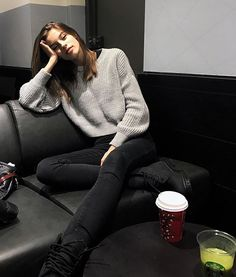When u feel bad for not moving on a Saturday so you just walk yourself to the nearest Starbucks where you can keep going with ur lazy being