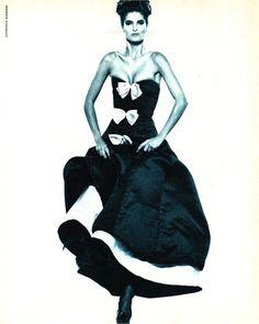 Vogue Italia, novembre 1989