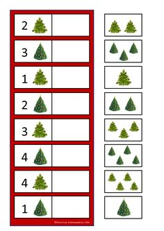 Math games 296252481723763970 - Pour compter Source by mariarig Christmas Math, Preschool Christmas, Preschool Worksheets, Christmas Activities, Winter Activities, Toddler Activities, Preschool Activities, Activities For Kids, Christmas Crafts