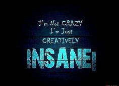 Text signs quotes not crazy creatively insane abstract HD Wallpaper Crazy Backgrounds, Twitter Backgrounds, Quote Backgrounds, Twitter Headers, Cool Black Wallpaper, Crazy Wallpaper, Wallpaper Ideas, Screen Wallpaper, Sign Quotes