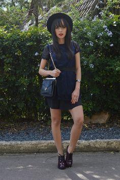 Look pin up style - Blog Ela Inspira - http://www.elainspira.com.br/look-video-games/