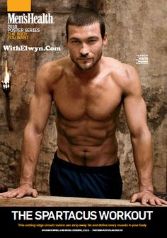Enter into Beast Mode: Spartacus #Workout