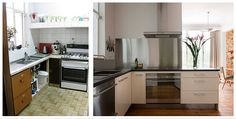 The Design Files: Neryl Walker - Home Beautiful Kitchen Makeover