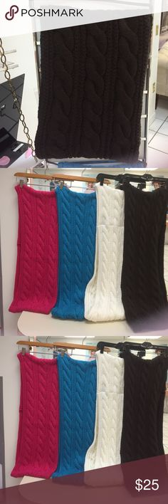 Infinity scarf Different Color infinity scarves Accessories Scarves & Wraps