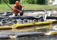 Michigan River Remains Poisoned By Oil Five Years After Massive Spill | ThinkProgress