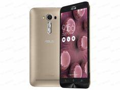 Portfolio stock image of Asus ZenFone 2 Laser ZE550KL Gold Feature Image