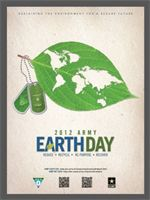 Army Earth Day 2012: Sustaining environment for secure future