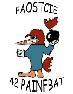 PAOST Cie 42 PAINFBAT