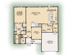 Superieur Schumacher Homes | House Plan Detail | House Wishlist | Pinterest | House  Plans, Schumacher And A House