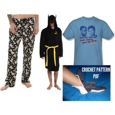 Love these pajamas, created by yankykitty on Polyvore