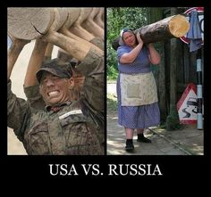The log carry, massive core exercise, life specific, and an all body bad ass! Funny picture, quality training.