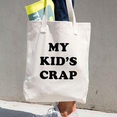 My Kid's Crap Bag – Awkward & Sons