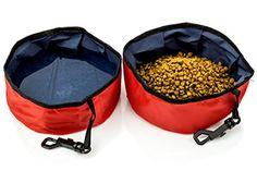 Travel Pet Bowl 2 Pack for Food & Water - Folding Collaps... https://www.amazon.com/dp/B00XLDKJNG/ref=cm_sw_r_pi_dp_x_AcZSybHCEKHKN