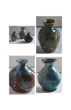 small oil jars Jars, Pottery, Oil, Ceramics, Ideas, Home Decor, Products, Other, Ceramica