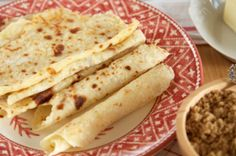 Gluten-free lefse is a thin Norwegian delicacy made with mashed potatoes and gluten-free flour.