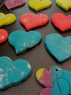 DIY Conversational Hearts!