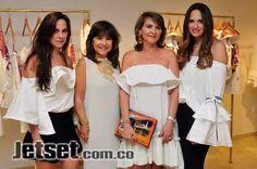 Natalia Segovia, Mónica Navarro, Patricia Navarro y Sofía Espinosa.