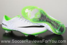 Nike Mercurial Vapor IX Leather Finish Reflective Pack Review
