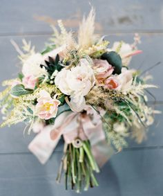 beautiful bouquet | Photo by Jose Villa | 100 Layer Cake