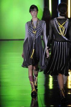 Jennifer Jarvis 'Knit and Fold' F/W 2008