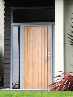 Image result for solid timber front door