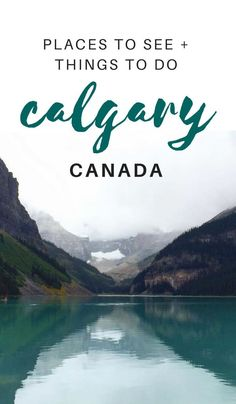 Are you planning to travel to Canada and looking for more inspiration & advice? Here we interview professional photographer, Hannah Collier, who shares her top things to do in Calgary Canada after visiting this September. Click through to read now...