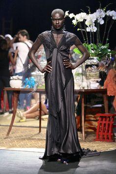 KLûK CGDT at Mercedes-Benz Fashion Week Africa. Photo: Simon Deiner/ SDR Photo.