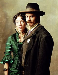 Deadwood LOVED THIS SHOW