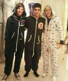 J'aime trop le pyjama de Niall