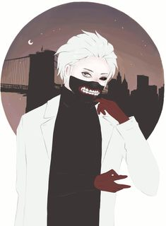 Kaneki ken | what a look | long live our one eyed king