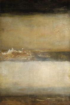 J.M.W. Turner - from Three Seascapes (ca. 1827)