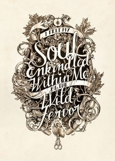 betype: Soul Enkindled | Must be printed