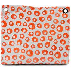 In The Clouds Mini Bag Orange  by Hester van Eeghen
