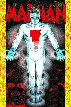Madman Atomic Comics by Michael Allred (Image Comics)
