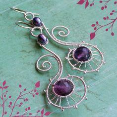 Purple Swirls | Flickr - Photo Sharing!