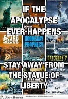 Apocalypse Rule #1