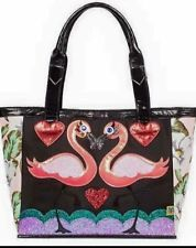 Irregular choice kissing flamingo bag B.N  Unwanted gift  SOLD OUT EVERYWHERE