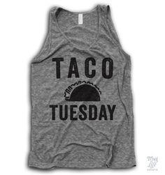 Taco Tuesday Tank