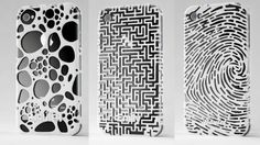 Polychemy releases 3D-printed iPhone and Blackberry cases.  Guess that means I would have to make my own for my Android phone.
