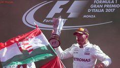 Lewis Hamilton gana el GP de Italia y es nuevo líder de la Fórmula Uno