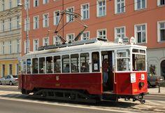 Old tram Baba Jaga