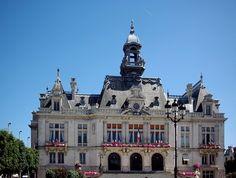 Mairie de Vichy, Allier, Auvergne