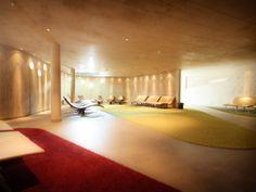 Architektur trifft auf Entspannung Massage, Sauna, Basketball Court, Architecture, Massage Therapy