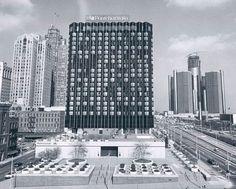 Pontchartrain Hotel, Detroit
